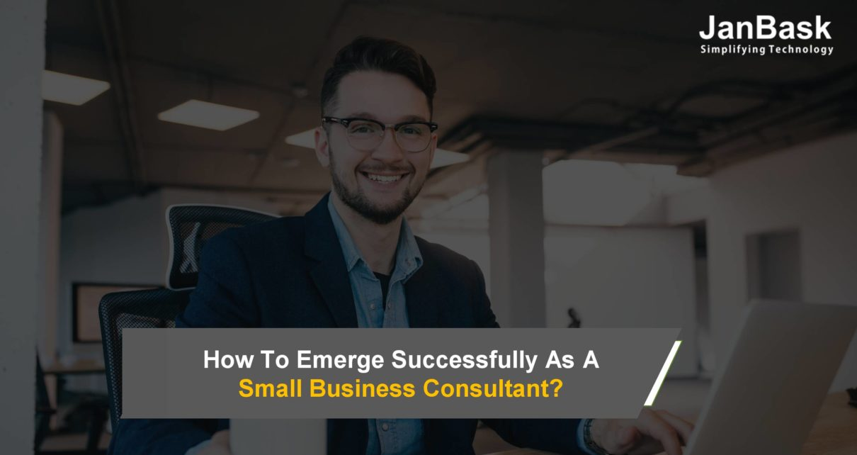 How To Emerge Successfully As A Small Business Consultant?
