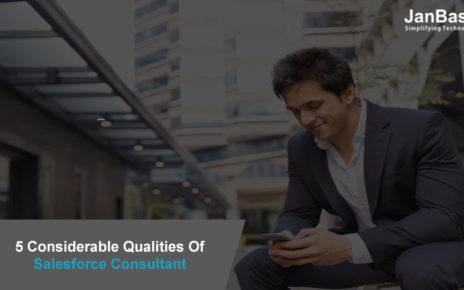 5 Considerable Qualities of Salesforce Consultant