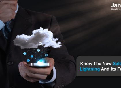 Know The New Salesforce Lightning And Its Features