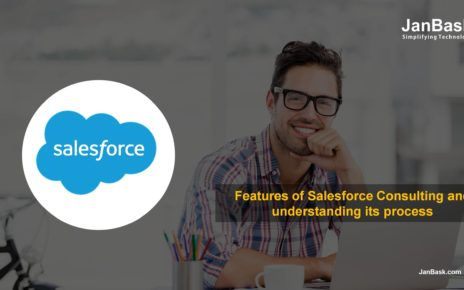 Features of Salesforce Consulting and Understanding Its Process