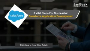 5 Vital Steps for Successful Salesforce Application Development
