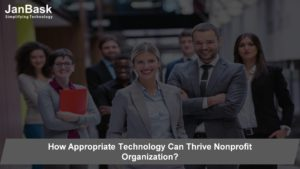 How Appropriate Technology Can Thrive Nonprofit Organization?