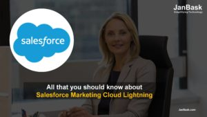 All that you should know about Salesforce Marketing Cloud Lightning