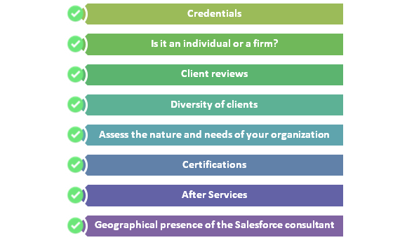 Good Salesforce Consulting Partner