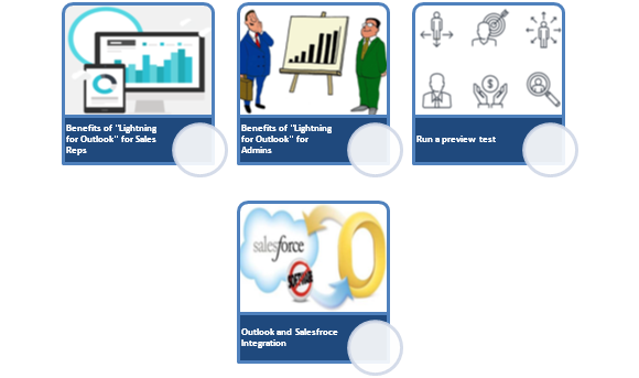 how to integrate salesforce with outlook