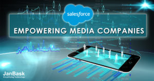 Salesforce Empowering Media Companies