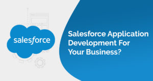 How Valuable Is The Salesforce Application Development For Your Business?