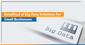 How Will you be Benefited from Big Data Solutions for Small Businesses?