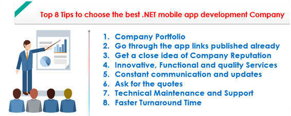 How To Choose The Best .Net Mobile App Development Company?