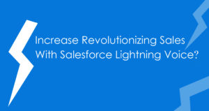 Increase Revolutionizing Sales