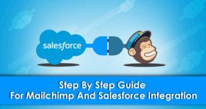 Mailchimp and Salesforce Integration