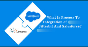 Integration of Jitterbit and Salesforce