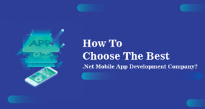 .Net Mobile App Development Company