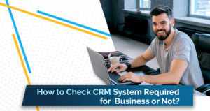 How to Check CRM System Required for Business or Not?