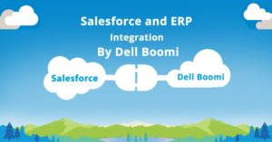 Salesforce and ERP Integration By Dell Boomi