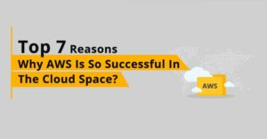 Top 7 Reasons Why AWS Is So Successful In The Cloud Space?