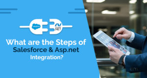 What are the Steps of Salesforce and Asp.net Integration?