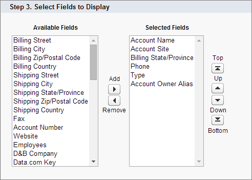 Create Your Own Default List View in Salesforce