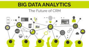 Big Data Analytics - The Future of CRM