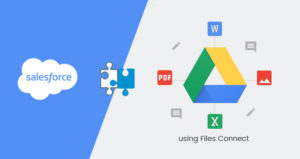 Integrate Salesforce & Google Drive using Files Connect