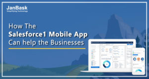 How the Salesforce1 Mobile App can help the Businesses