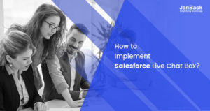 How to Implement Salesforce Live Chat Box