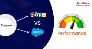 How to Compare Zoho and Salesforce Performance?