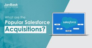 What are the Popular Salesforce Acquisitions?