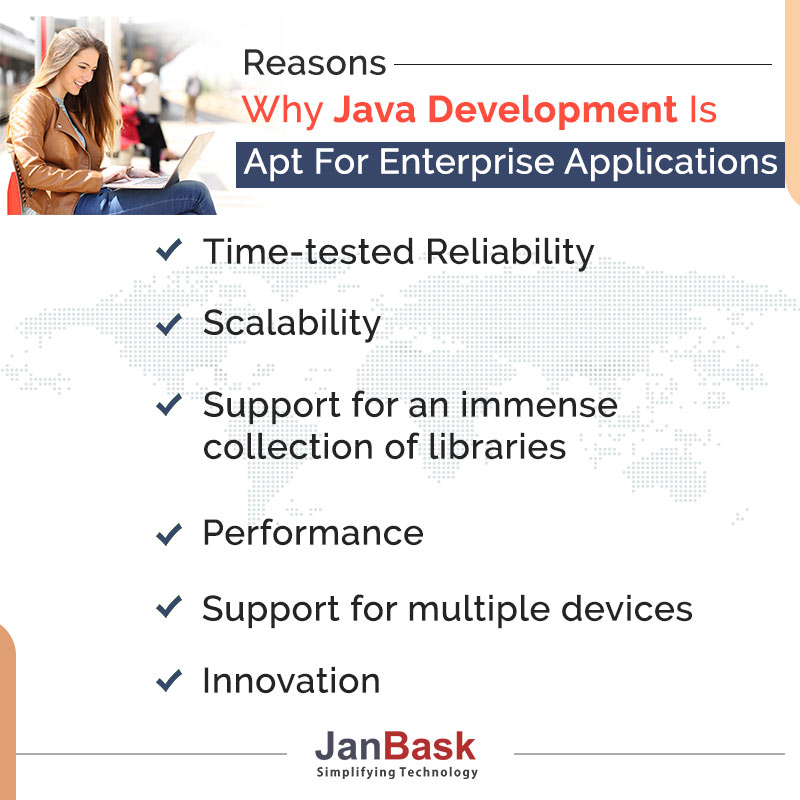 Reasons Why Java Development Is Apt For Enterprise Applications