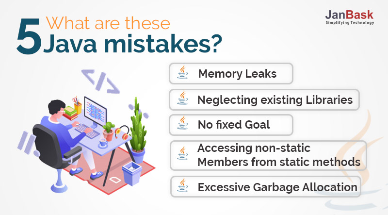 What are These 5 Java Mistakes?