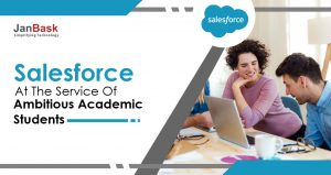 Salesforce at the Service of Ambitious Academic Students