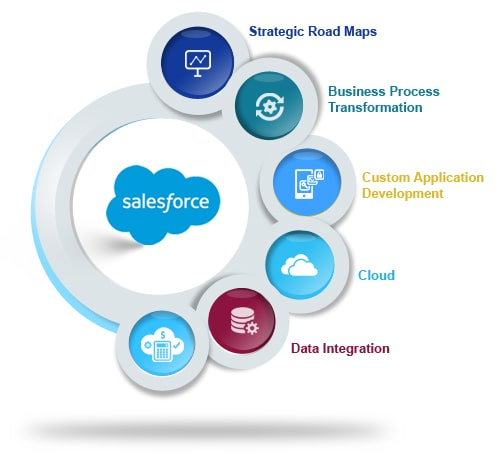 Salesforce Application Development Services